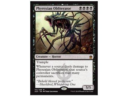 Phyrexian Obliterator - NON ENG CHI (Foil NE, Stav Near Mint)