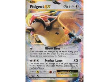 Pidgeot EX