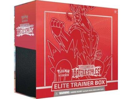 Pokémon Sword & Shield — Battle Styles Elite Trainer Box (Single Strike)