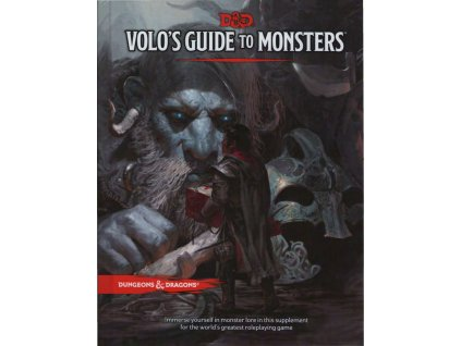 Dungeons and Dragons — Volo's Guide to Monsters