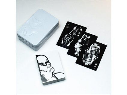 PP4148SW Star Wars Playing Cards Square Lifestyle 1 1