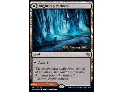 Blightstep Pathway // Searstep Pathway - PRERELEASE FOIL