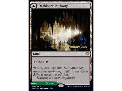 Darkbore Pathway // Slitherbore Pathway - PRERELEASE FOIL