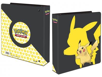 Sběratelské album na karty Pokémon — Pikachu