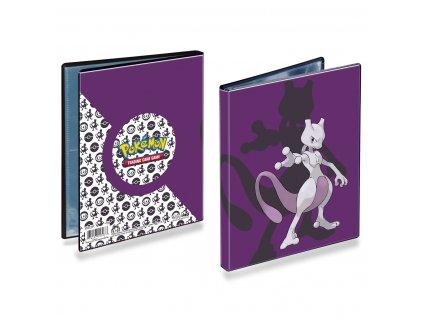 Album na karty Pokémon 4 Pocket — Mewtwo