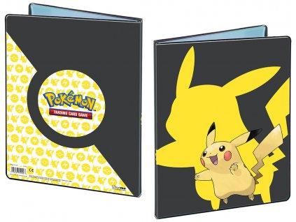 Album na karty Pokémon 9 Pocket — Pikachu