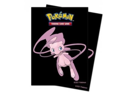 Obaly na karty Pokémon — Mewtwo (65 kusů)