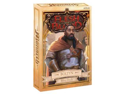 Flesh and Blood TCG — Monarch Blitz Deck Boltyn