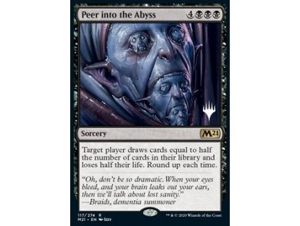 Peer into the Abyss - PROMO