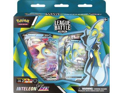 the pokemon company pokemon inteleon vmax league b