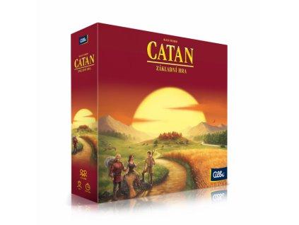 Catan - základní hra
