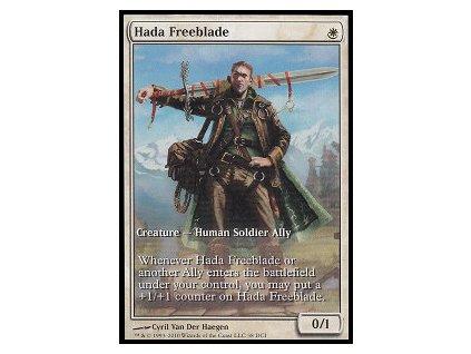 Hada Freeblade - GAME DAY PROMO