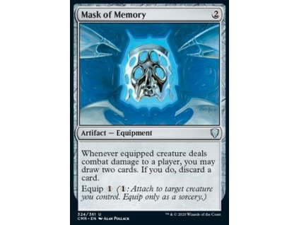 Mask of Memory