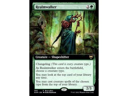 Realmwalker - BUY A BOX PROMO FOIL