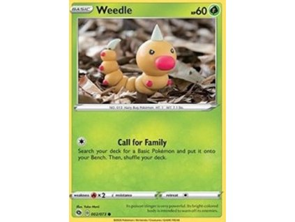 Weedle