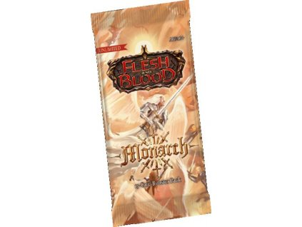 Flesh and Blood TCG - Monarch Unlimited Booster