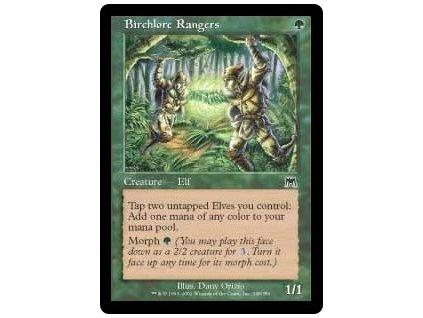 Birchlore Rangers (Foil NE, Stav Played)
