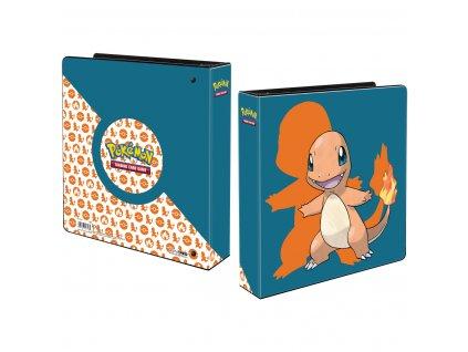 Sběratelské album na karty Pokémon — Charmander