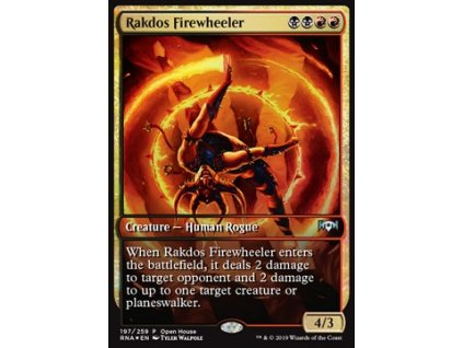 Rakdos Firewheeler - FNM