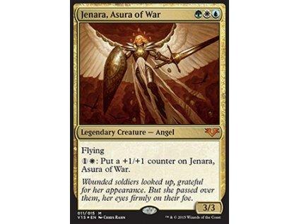 Jenara, Asura of War - FTV FOIL