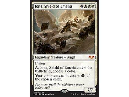 Iona, Shield of Emeria - FTV FOIL