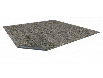 Flagstone Floor Gaming Mat 2x2 1