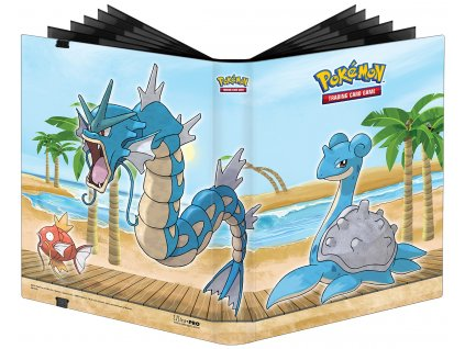 Album na karty Pokémon Pro Binder — Gallery Series Seaside
