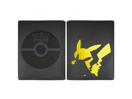 Prémiové sběratelské album Pro-Binder na zip  - Pikachu