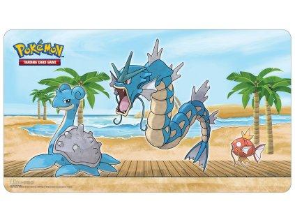 Pokémon herní podložka Gallery Series Seaside