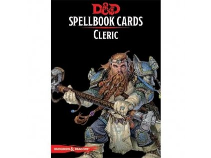 dungeons and dragons spellbook cards cleric 153karet 5f642e69c7a5b
