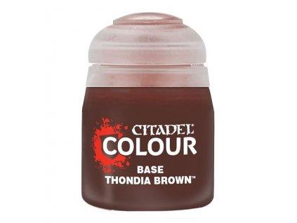 citadel base thondia brown 60ddbf981f218