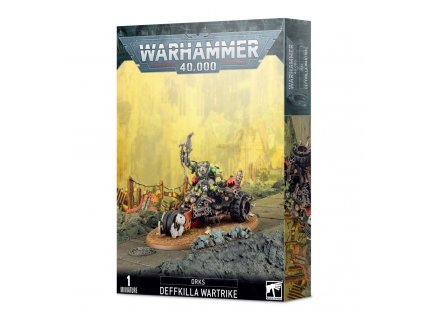 warhammer 40000 orks deffkilla wartrike 603c727e8c942