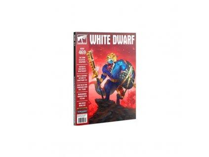 warhammer 40 000 casopis white dwarf 468