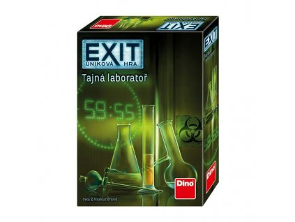 Exit: Úniková hra - Tajná laboratoř