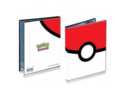 Album na karty Pokémon 4 Pocket — Poké Ball