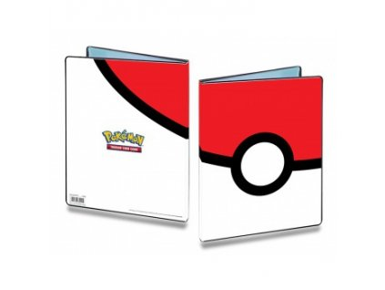 Album na karty Pokémon 9 Pocket — Poké Ball