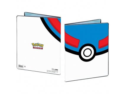 Album na karty Pokémon 9 Pocket — Great Ball