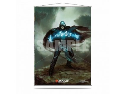 Magic: The Gathering Wall Scroll — Jace the Mind Sculptor