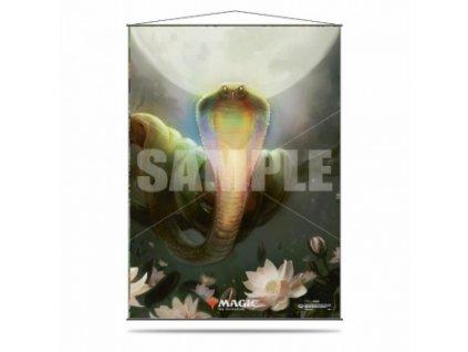 Magic: The Gathering Wall Scroll — Lotus Cobra