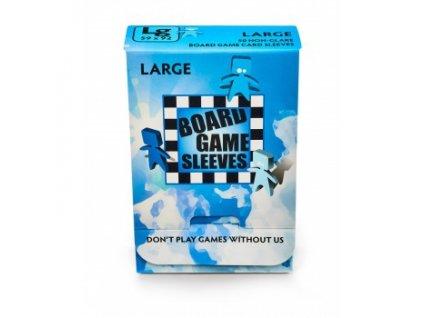 Board Games Sleeves — Large (59x92mm) — 50 obalů