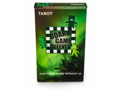Board Games Sleeves — Tarot (70x120mm) - 50 obalů