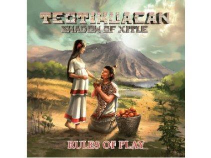 Teotihuacan:Shadow of Xitle  - EN