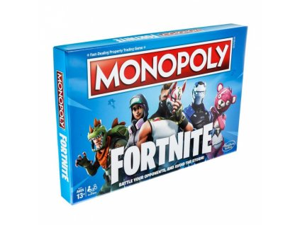 Monopoly — Fortnite