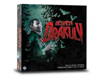 Běsnění Drákuly (Fury of Dracula)