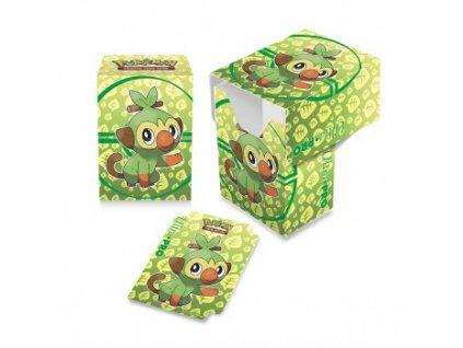 Krabička na karty Pokémon  - Grookey