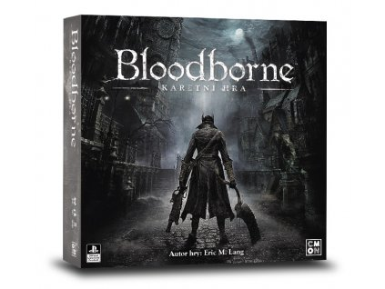Bloodborne: karetní hra