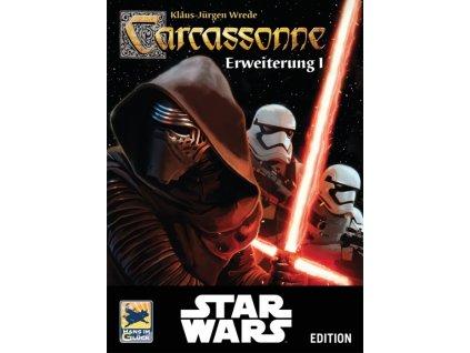 Carcassonne - Star Wars rozšíření