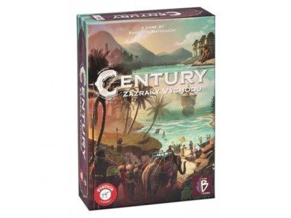 Century II. - Zázraky Východu