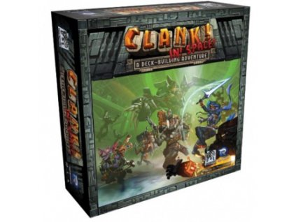 Clank! In! Space! - EN