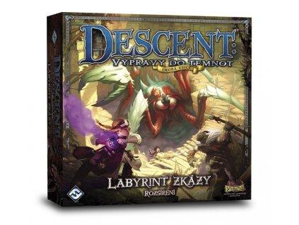 Descent: Labyrint zkázy